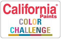 2011 California Paints Color Challenge Winner