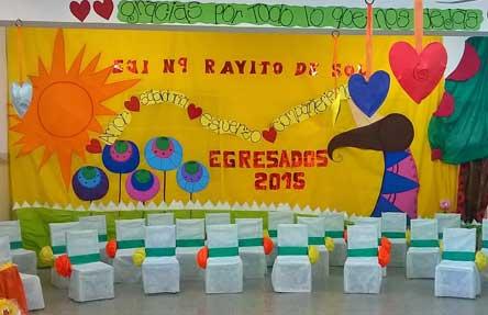 Mi sala amarilla tarjetas regalos y decoraci n para for Decoracion salas jardin de infantes