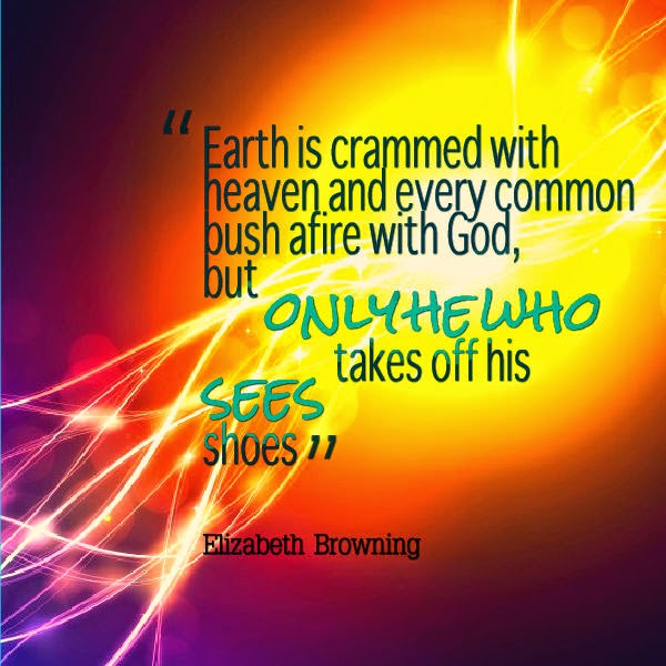 Elizabeth Browning quote
