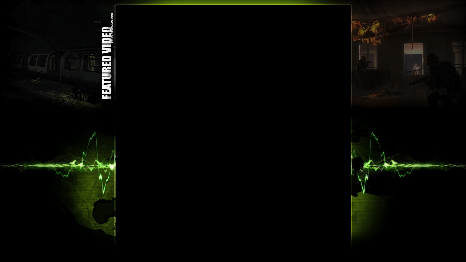 call of duty youtube background