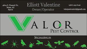 Valor Pest Control