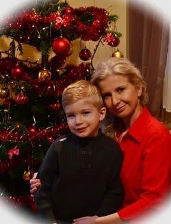 A kis szőke hercegemmel 2015. Karácsonyán ♥