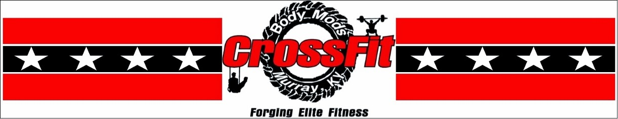 CrossFit Murray - FORGING ELITE FITNESS