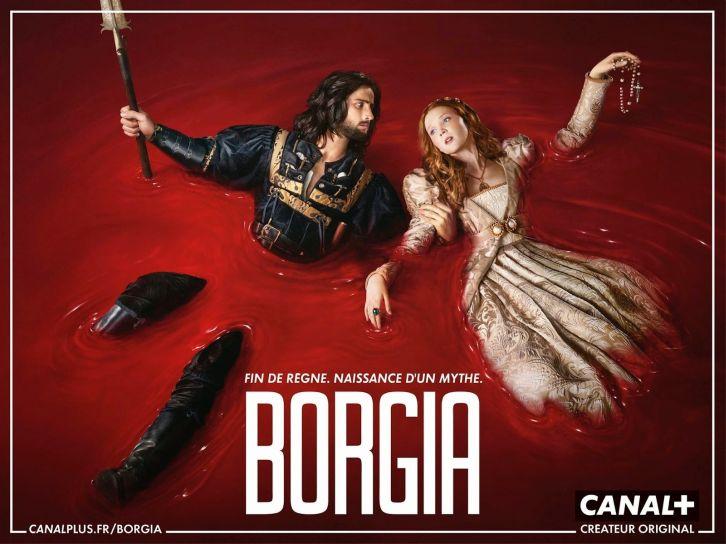 Borgia - Season 3 - Final Season Poster