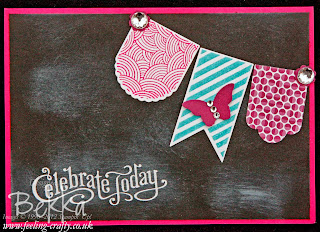 Hearts a Flutter Card - visit www.bekka.stampinup.net and save 25% this stamp set until 28 October 2013