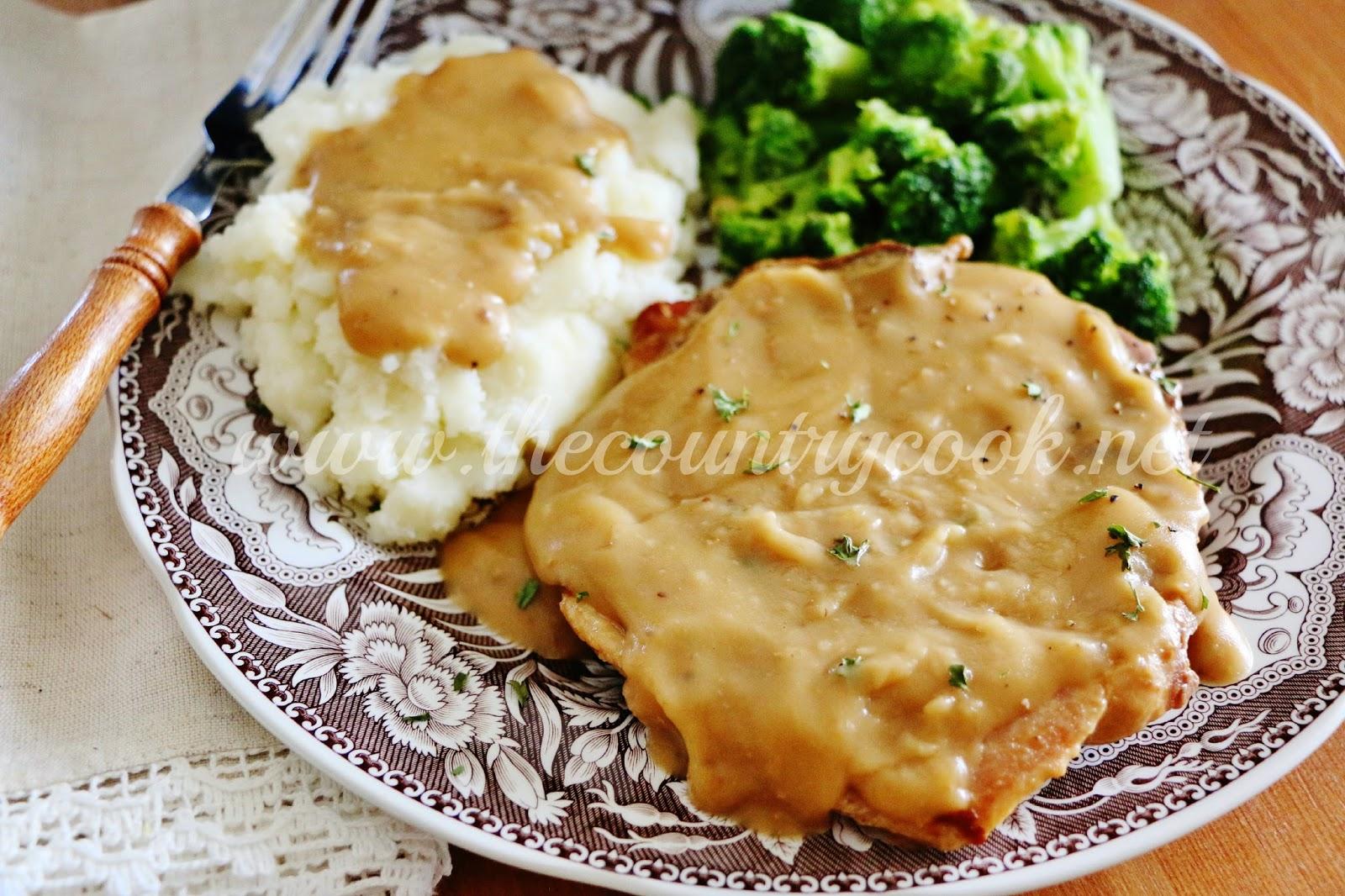Pork chop recipes crock pot easy