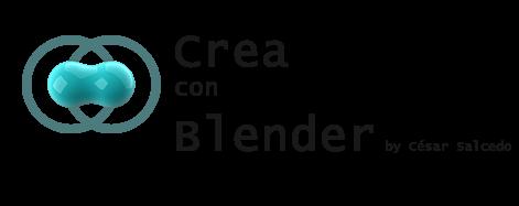 Crea con Blender