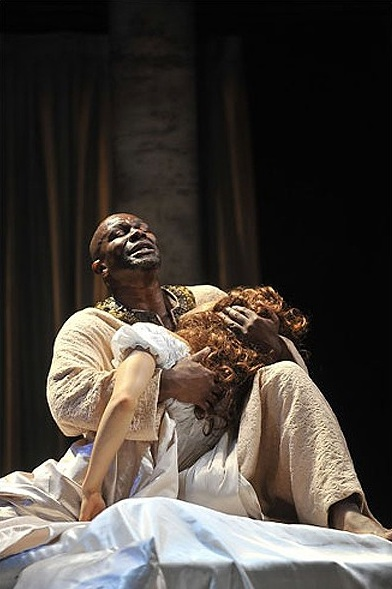 othello is a victim who runs Poetic devices in othello kidnapper ties up a victim, and then takes that victim, so too does othello seemingly ensnare desdemona before he runs off with her othello's spell is like a chain because it is strong.