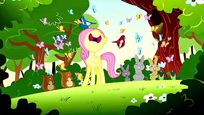 "Fluttershy sings ""So Many Wonders"""
