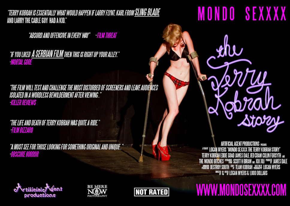 Mondo Sexxxx: The Terry Kobrah Story
