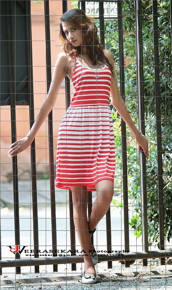Shalu Perera slim model