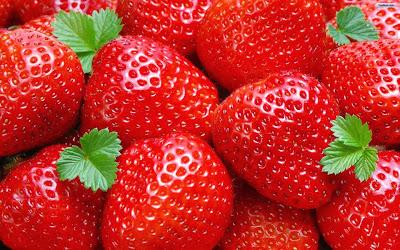 strawberry my favourite