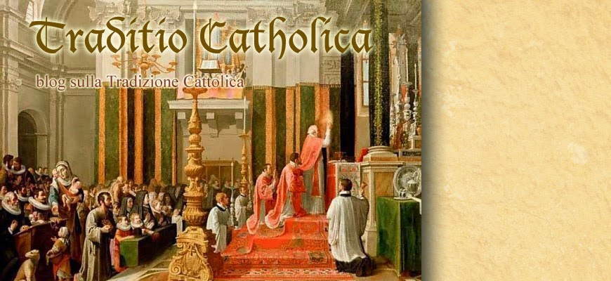 Traditio Catholica Romana