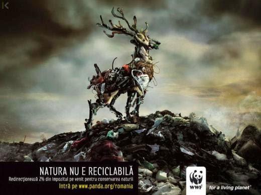 Publicidad que incomoda, WWF