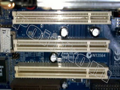 Slot PCI