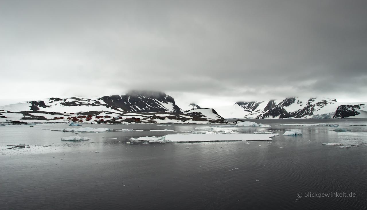 Antarktis Station Esperanza