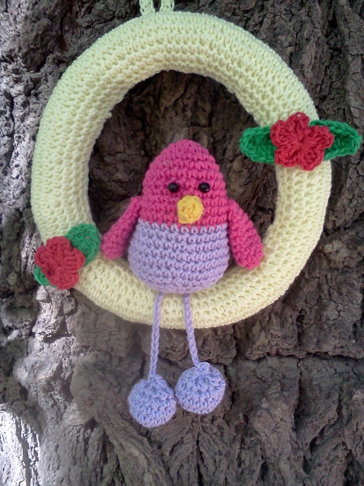 la luna y la sol roscas en crochet. Black Bedroom Furniture Sets. Home Design Ideas
