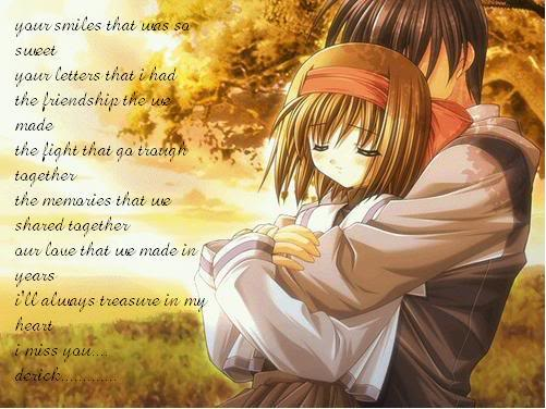 anime couples pics. anime couples quotes. anime