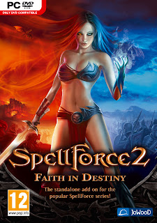 Spell Force 2: Faith in Destiny Free PC Game Full Version