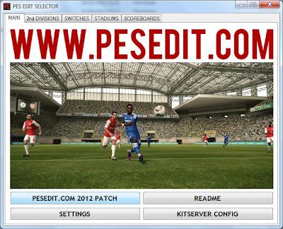 patch terbaru pes 2012 pesedit 3.2