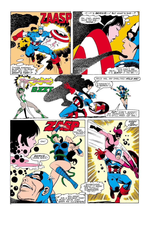 Captain America (1968) Issue #313 #241 - English 21