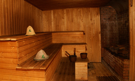 sauna russa