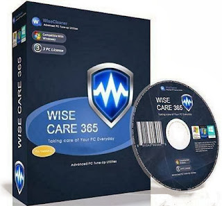 Wise Care 365 is a bundle of important registry, disk, and other system utilities for your PC