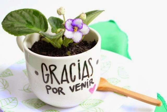 Ideas de Recuerdos para un Baby Shower