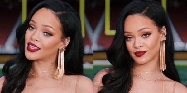 Mira el comercial de Rihanna para los Grammy's Awards y el Super Bowl.