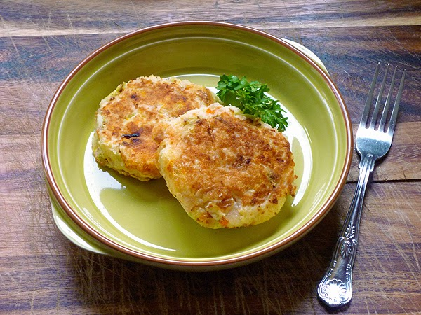 Easy Cheesy Bubble and Squeak Recipe