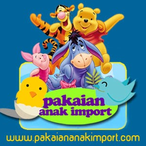 bisnis direktori pakaian anak import