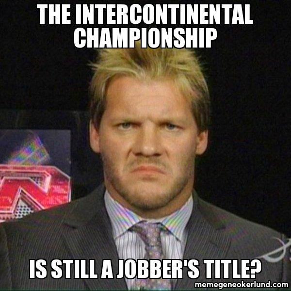 WWE memegeneokerlund Chris Jericho