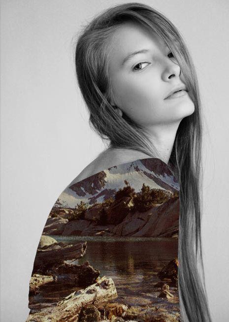 matt wisniewski foto manipulação mulheres paisagens natureza mares floresta montanha photoshop