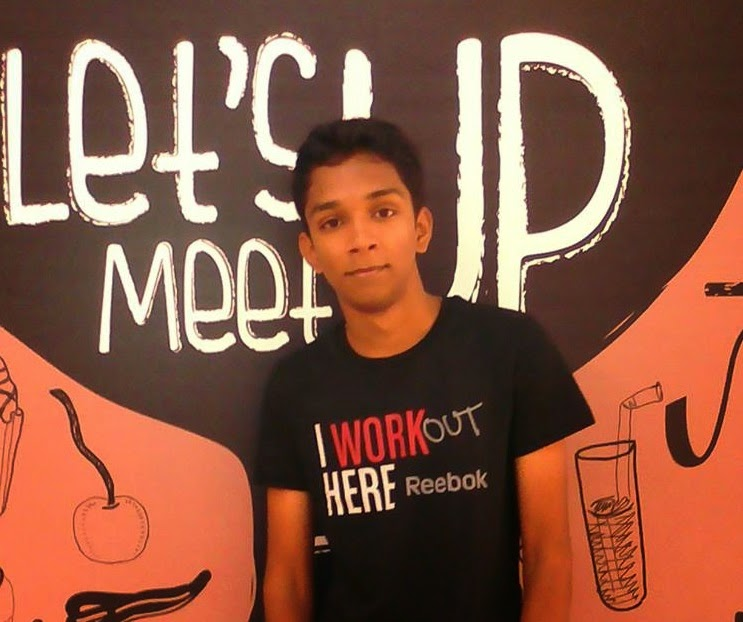 Interview With Krishna Moorthy