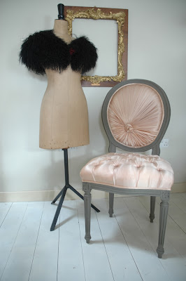 boudoir chair ghost furniture