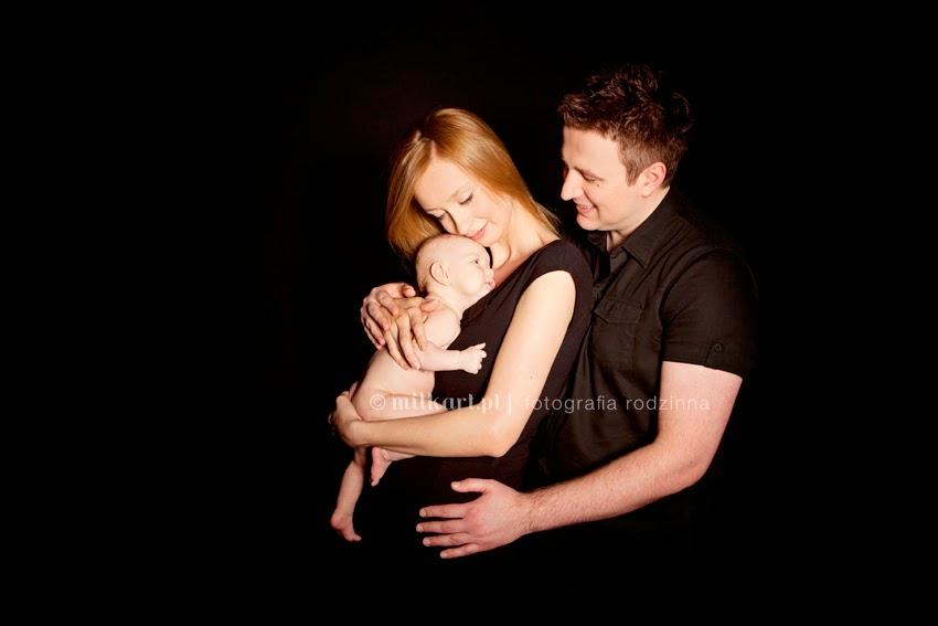 Fotografia rodzinna, zdjęcia noworodków, sesje dzieci Poznań, sesja na roczek, studio milkart