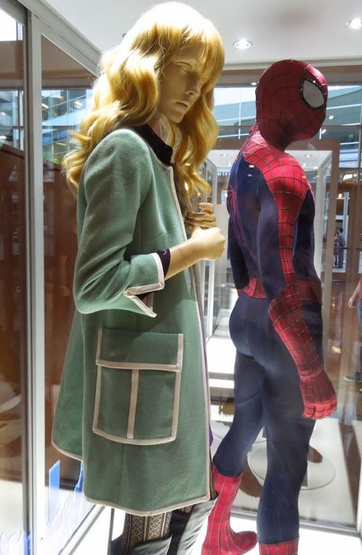 Amazing Spider-man 2 Gwen Stacy costume