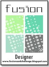 Fusion Card Challenge Designer