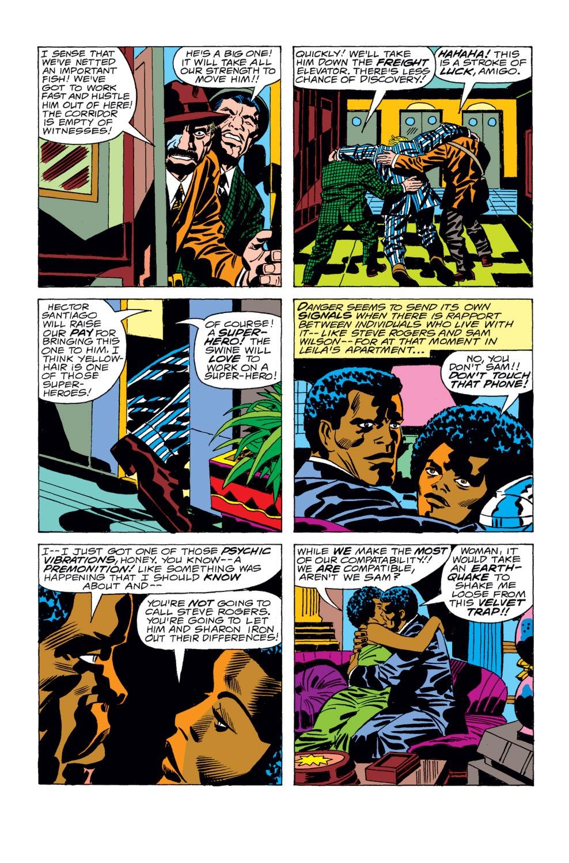 Captain America (1968) Issue #206 #120 - English 16