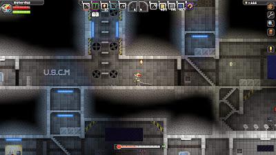 База роботов в Starbound