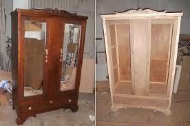 Decapar un armario de diseño clásico con ChalkPaint
