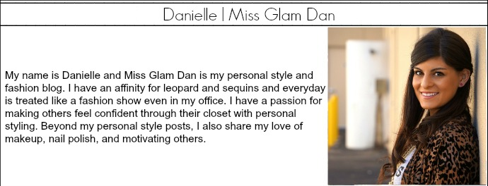 Miss Glam Dan, $40 Paypal Cash Giveaway