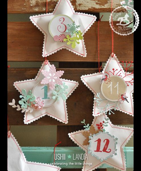 advent calendar / kalendarz adwentowy DIY