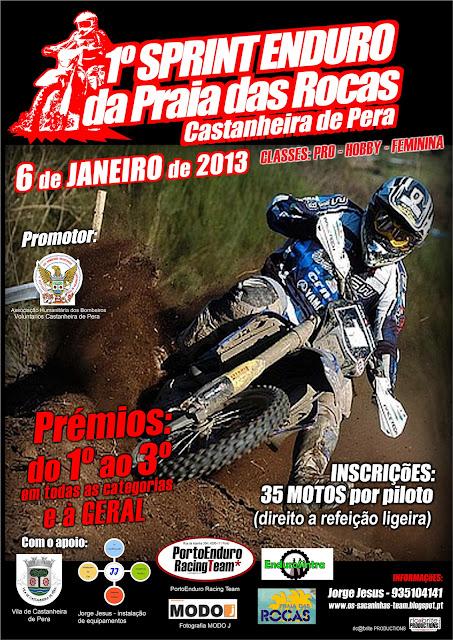 1º Sprint Enduro - Castanheira de Pera Sprintenduro