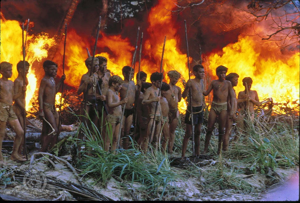 Lord of the Flies: Which essay prompt should I choose?