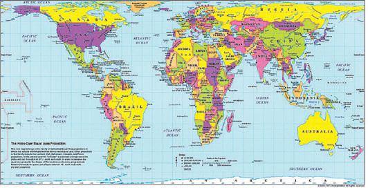 Satılık Ülkeler