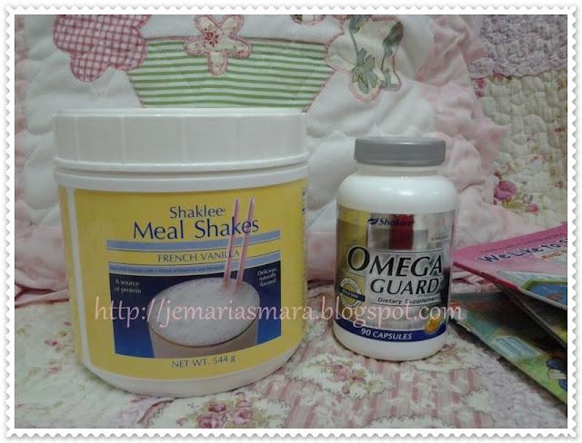 Omega Guard Shaklee, Meal Shakes Shaklee, Set Anak Sihat dan Pintar Shaklee