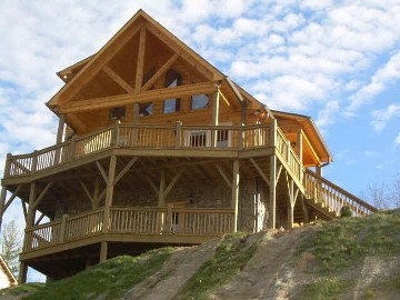 North carolina cabins mountain vacation rentals and for Boone cabin rentals nc