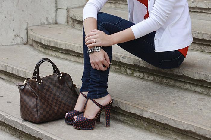 chaussures zara sac louis vuitton