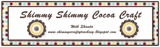 Shimmy  Shimmy  Cocoa  Craft